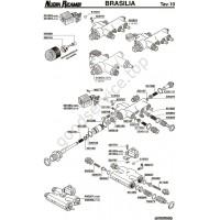 Table BRASILIA 10
