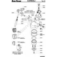 Table CARIMALI 01