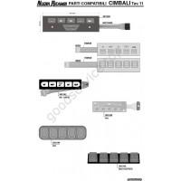 Table CIMBALI 11
