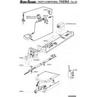 Table FAEMA 23
