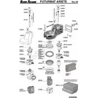 Table FUTURMAT - ARIETE 02