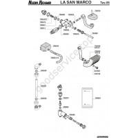 Table LA SAN MARCO 05