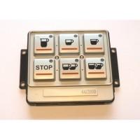 кнопочная панель управления BRASILIA 230/380v 1-2-3-4 Groups