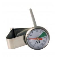 Аналоговый термометр для молока - 0-100° - Ø 28mm - длина. 127мм