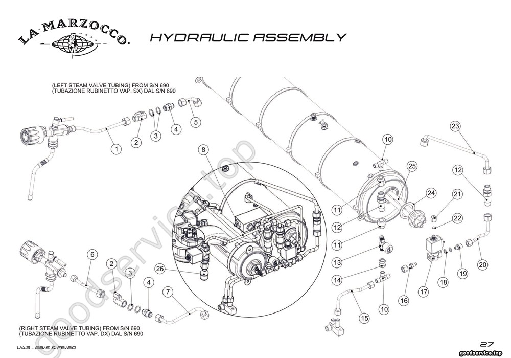 Hydraulic Assembly